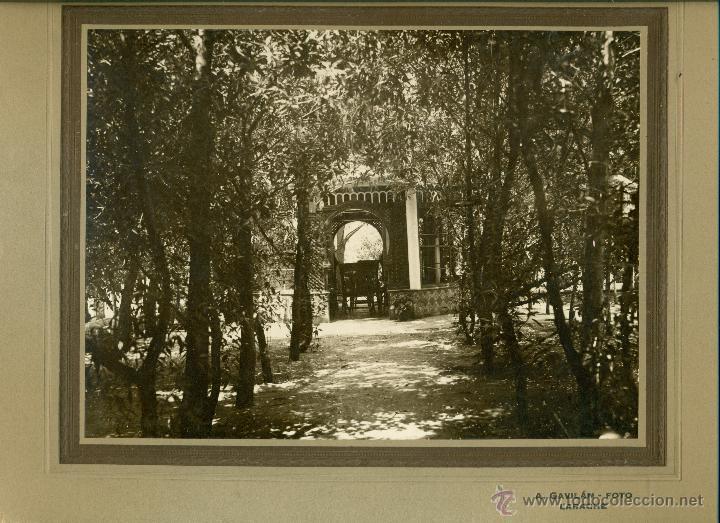 Fotografía antigua: MILITAR. MARRUECOS. LARACHE. ARTILLERIA. HACIA 1930. LOTE 7 GRANDES FOTOS DE A. GAVILÁN. - Foto 6 - 48759178