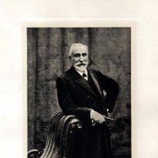 Fotografía antigua: FOTOGRAFÍA. DR. DON ANTONIO MAURA Y MONTANER. POLÍTICO Y EMINENTE HOMBRE DE ESTADO. . Lote 48844828