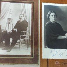 Fotografía antigua: ANTIGUAS FOTOGRAFIAS TENERIFE FOTO GARRIGA Y BENITEZ. Lote 49013395