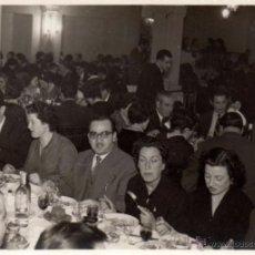 Fotografía antigua: ALBACETE, AÑOS 50, CELEBRACION, FOT.SAIZ,116X86MM. Lote 49349958