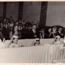 Fotografía antigua: ALBACETE, ANTIGUA FOTOGRAFIA DE NIÑAS DE COMUNION,FOT.A.SAIZ,175X115MM. Lote 49459194