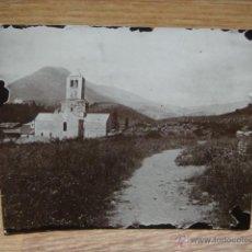 Fotografía antigua: IGLESIA O ERMITA. Lote 49494366
