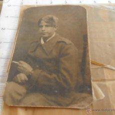 Fotografía antigua: FOTO FOTOGRAFIA MILITAR MILITARES GUERRA CIVIL 1937. Lote 49535079