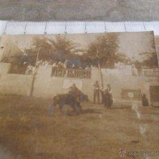 Fotografía antigua: FOTO FOTOGRAFIA CAPEA CORRIDA DE TOROS AÑOS 30 40. Lote 49535179