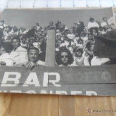 Fotografía antigua: FOTO FOTOGRAFIA CAPEA CORRIDA DE TOROS AÑOS 30 40. Lote 49535194