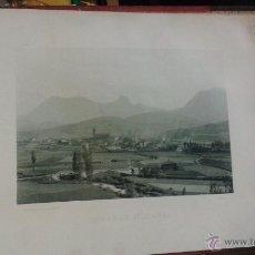 Fotografía antigua: LAMINA DE DURANGO (VIZCAYA) AÑO 1891 HAUSER MENET FOTOTIPIA. . Lote 49540286