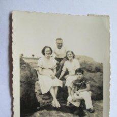 Fotografía antigua: FAMILIA - FAMILY - FAMILLE . Lote 49567629