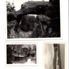 Fotografía antigua: LOTE DE 4 FOTOGRAFIAS BIZKAIA. AÑOS 60. Lote 49618722