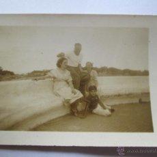 Fotografía antigua: FAMILIA - FAMILY - FAMILLE . Lote 49644380