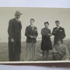 Fotografía antigua: FAMILIA - FAMILY - FAMILLE . Lote 49644416