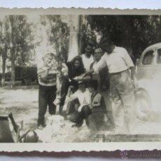 Fotografía antigua: FAMILIA - FAMILY - FAMILLE . Lote 49644452