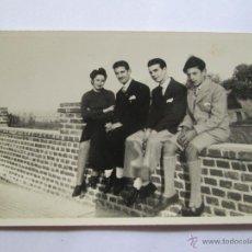 Fotografía antigua: FAMILIA - FAMILY - FAMILLE . Lote 49679117