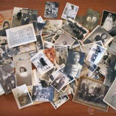 Fotografía antigua: LOTE 104 FOTOS. LA MAYORÍA AÑOS 50 Y 60. PROVINCIA DE VALENCIA Y ALICANTE . Lote 50294364