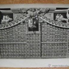 Fotografía antigua: FOTOGRAFIA DE ORLA FACULTAD DE MEDICINA - 1917 - 1924 - FOTOGRAFO PADRO - MADRID - . Lote 50366767