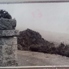 Fotografía antigua: 1969 -FOTO ORIGINAL -CARRETERA SANTUARIO LLUCH-MONASTERIO LLUCH - ESCORCA- MALLORCA - ISLAS BALEARES. Lote 49619524
