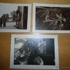 Fotografia antiga: LOTE DE FOTOGRAFIAS ANTIGUAS AÑOS 40. Lote 51200534