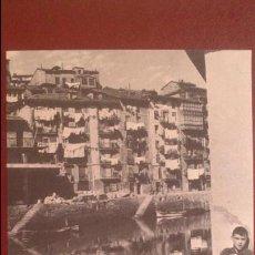 Fotografía antigua: TARJETON FOTOGRAFIA Y PUBLICIDAD IBYS, ESPAÑA VISTA POR LA CAMARA DE MULLER, ONDARROA (VIZCAYA) Nº 7. Lote 51359904