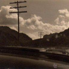 Fotografía antigua: DESPEÑAPERROS, 1957, ANTIGUA FOTOGRAFIA, 96X66 MM. Lote 51467766