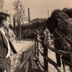 Fotografía antigua: BARCELONA 1957, ANTIGUA FOTOGRAFIA, 70X55 MM. Lote 51489910