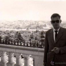 Fotografía antigua: MADRID 1957, ANTIGUA FOTOGRAFIA, 95X65 MM. Lote 51536901