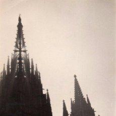 Fotografía antigua: BARCELONA 1957, ANTIGUA FOTOGRAFIA, 67X95 MM. Lote 51549190