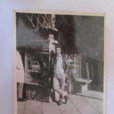 Fotografía antigua: HOMBRE ELEGANTE - ELEGANT MAN - HOMME ÉLÉGANT. Lote 52378340