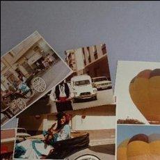 Fotografía antigua: LOTE DE 7 FOTOGRAFIAS, 1970'S - 1980'S, NOVELDA. Lote 52667759