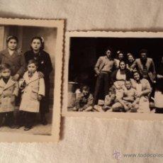 Fotografía antigua: ANTIGUA FOTOGRAFIA ORIGINAL. Lote 52986685