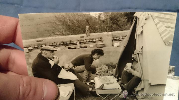 Fotografía antigua: PRECIOSO LOTE DE FOTOGRAFÍAS DE UNA FAMILIA ALEMANA DE CAMPING EN AUSTRIA - Foto 2 - 53073845