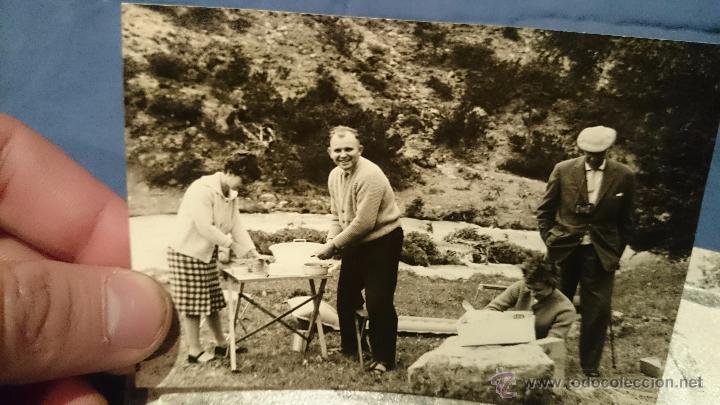 Fotografía antigua: PRECIOSO LOTE DE FOTOGRAFÍAS DE UNA FAMILIA ALEMANA DE CAMPING EN AUSTRIA - Foto 3 - 53073845