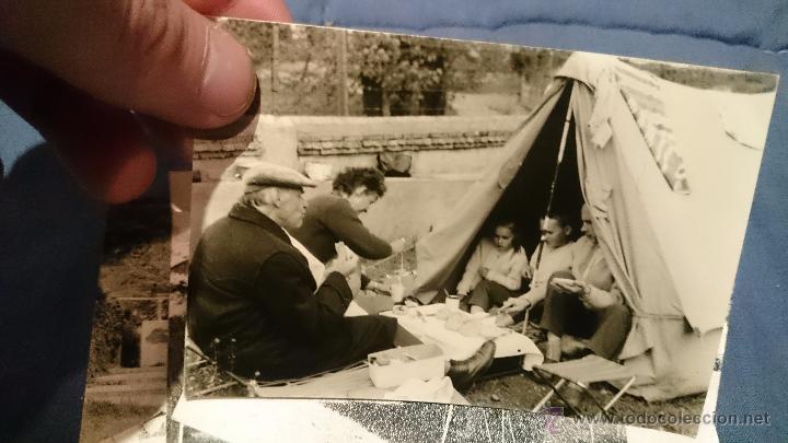 Fotografía antigua: PRECIOSO LOTE DE FOTOGRAFÍAS DE UNA FAMILIA ALEMANA DE CAMPING EN AUSTRIA - Foto 5 - 53073845