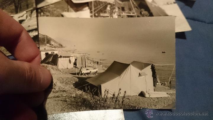 Fotografía antigua: PRECIOSO LOTE DE FOTOGRAFÍAS DE UNA FAMILIA ALEMANA DE CAMPING EN AUSTRIA - Foto 11 - 53073845