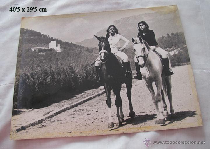 Fotografía antigua: LOTE DE DOS FOTOGRAFIAS 1970 CONCURSO PLA DE BONAIRE TARRASA BARCELONA - Foto 4 - 53201500