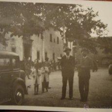 Fotografía antigua: FOTOGRAFÍA ORIGINAL SANTUARIO DE LLUCH. HACIA 1925. . Lote 53621380