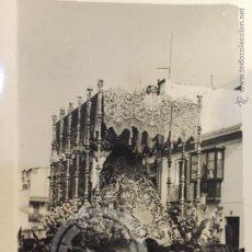 Fotografía antigua: ESPERANZA DE TRIANA, SEVILLA, AÑO 1953, MEDIDAS 60X80MM. Lote 53830338