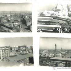 Old photograph - 4 fotografías de Barcelona. Año 1963 - 53834784