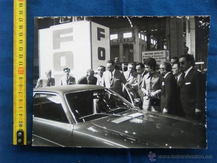 Fotografía antigua: FOTO ORIGINAL PRINCIPES JUAN CARLOS Y SOFIA - Foto 3 - 54064054