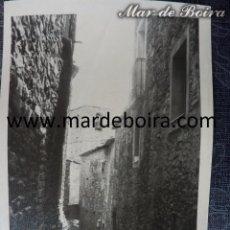 Fotografía antigua: CLAVEROL CALLE POBLA DE SEGUR PALLARS JUSSÀ LLEIDA LÉRIDA 1978 13X9CMS. Lote 54093812