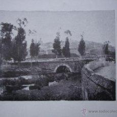 Fotografía antigua: FOTO GARRORENA AÑO 1922.11X8. BADAJOZ. . Lote 54190800