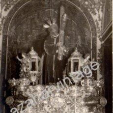 Photographie ancienne: SEMANA SANTA,ESPECTACULAR FOTOGRAFIA DEL GRAN PODER DE MADRID,FOT.SAGREDO,90X140MM. Lote 54328142