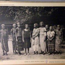 Fotografía antigua: EXPOSITION COLONIALE DE PARIS. 1931. ALBUM FOTOGRÁFICO. 39 LÁMINAS GRAN FORMATO Y CALIDAD. COLONIAS. Lote 54389515