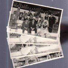 Fotografía antigua - LOTE DE 4 FOTOGRAFIAS. CARNAVAL DE GRANADA. 1960. VER IMAGENES. FOTO MIGSA, ZAIDIN. GRANADA - 54922785