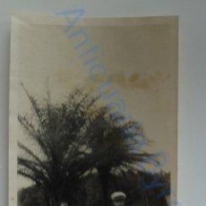 Alte Fotografie - FOTOGRAFÍA ANTIGUA ORIGINAL. SANTA ISABEL FERNANDO POO. 1927. (11 X 8 CM) - 56278393