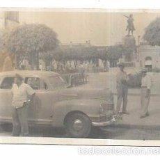 Fotografía antigua: FOTOGRAFIA. CAMAGUEY. CUBA. AÑO 1949. 8 X 11,6 CM.. Lote 56294294