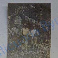 Fotografía antigua: FOTOGRAFÍA ANTIGUA ORIGINAL. CUBA. 1919 (10 X 6 CM). Lote 56474930