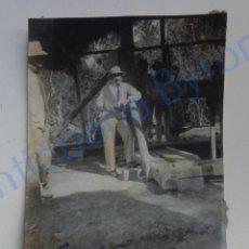 Fotografía antigua: FOTOGRAFÍA ANTIGUA ORIGINAL. CUBA. BOCA DE LA MINA. 1919 (10,5 X 7,5 CM). Lote 56474971