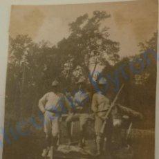 Fotografía antigua: FOTOGRAFÍA ANTIGUA ORIGINAL. CUBA. 1919 (10 X 7 CM) . Lote 56506648