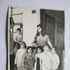 Fotografía antigua - GRUPO DE NIÑOS. GROUP OF CHILDREN. GROUPE DES ENFANTS. - 56526535