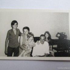 Fotografía antigua: FAMILIA, FAMILY. FAMILLE . Lote 56580140