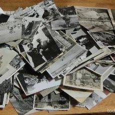 Fotografía antigua: LOTE DE MAS DE 800 FOTOGRAFIAS FAMILIARES. Lote 57910388